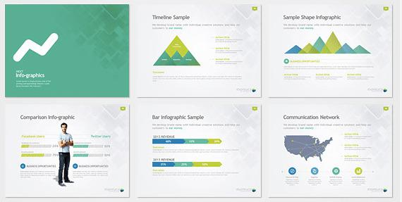 Super Leader Google Slides Presentation Template