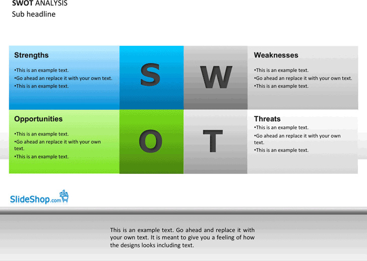 SWOT Analysis Template | Download Free & Premium Templates, Forms ...