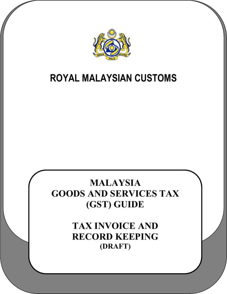 Tax Invoice Free Pdf Format Template