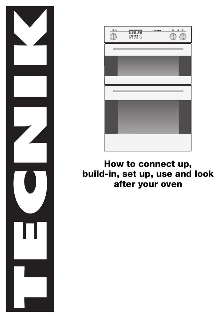 TECNIK User's Manual Sample