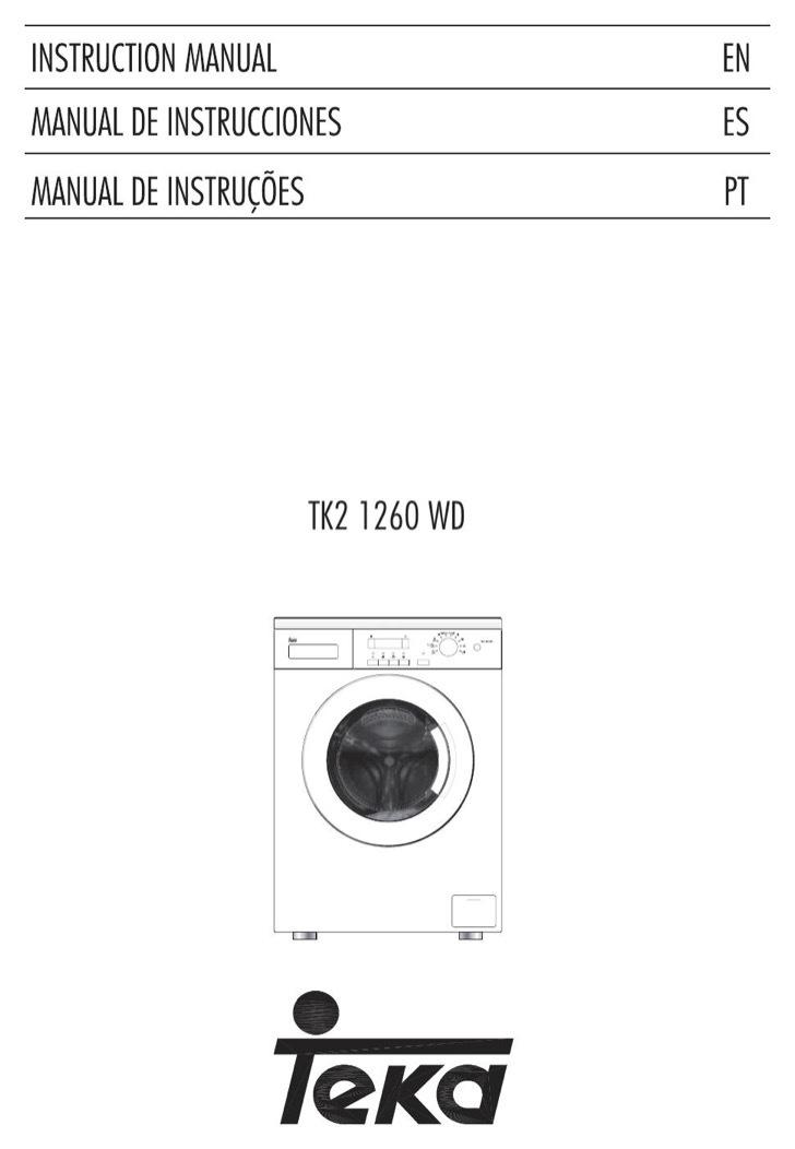 Teka User's Manual Sample