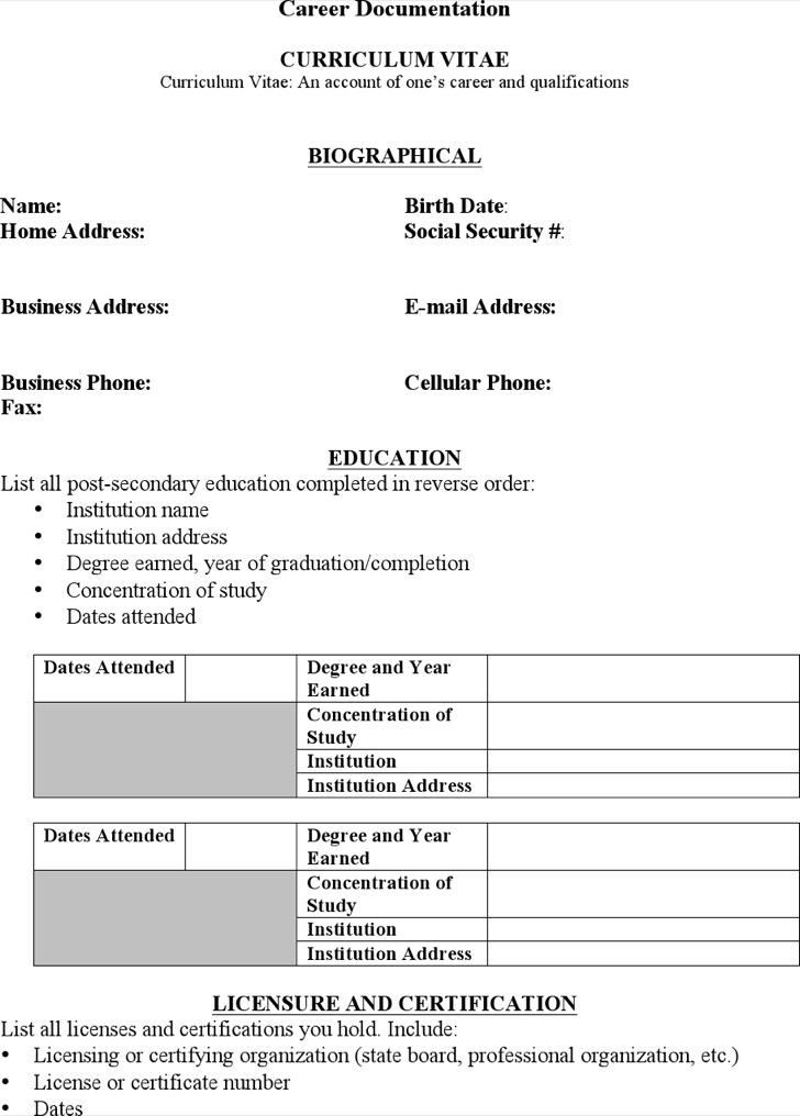 telephone lineman resume template