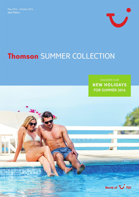 Thomson Summer Collection