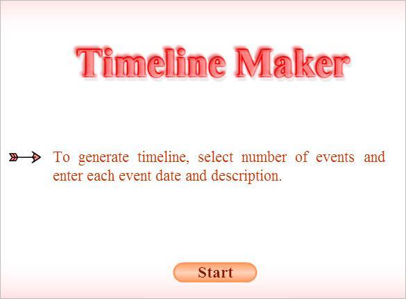 Timeline Maker Online