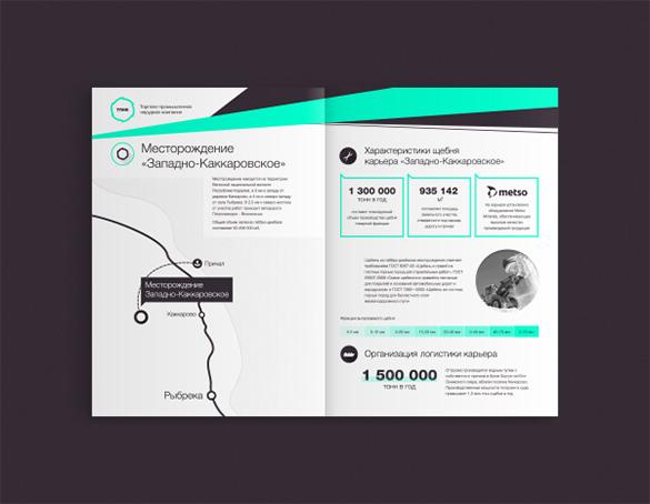 TPNK - Company Brochure Template