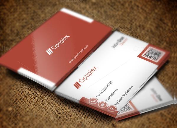 Unique Magnetic Business Card