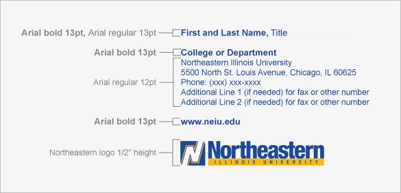 College Student Email Signatures | Download Free & Premium ...