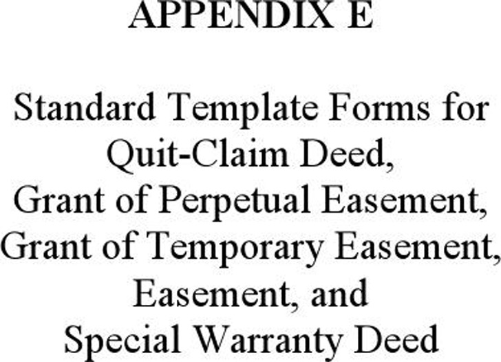 Utah Quitclaim Deed Form | Download Free & Premium Templates