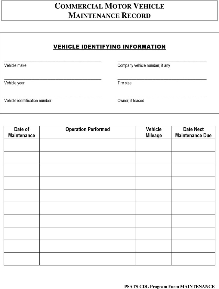Motor Vehicle Expenses Log Book Impremedia Net