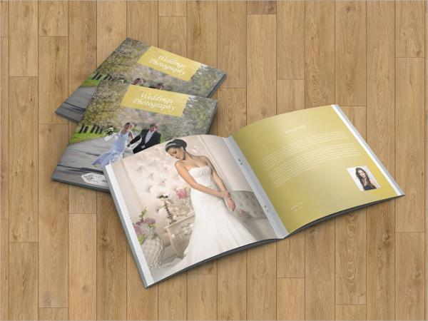 Wedding Photography Planner Brochure